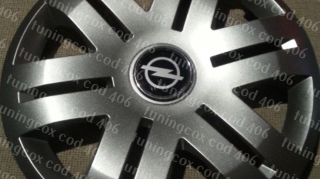 Capace roti Opel r16 la set de 4 bucati cod 406