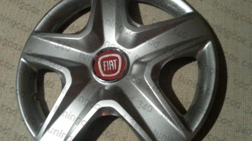 Capace roti pe 15 Fiat la set de 4 bucati cod 340