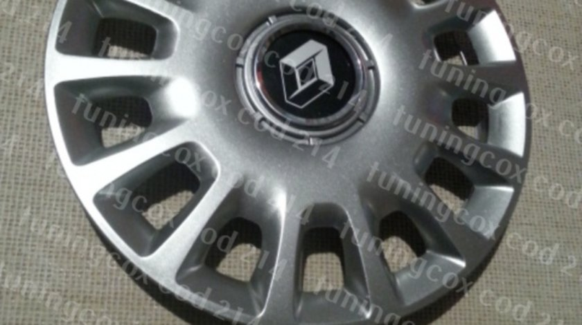 Capace roti Renault r14 la set de 4 bucati cod 214