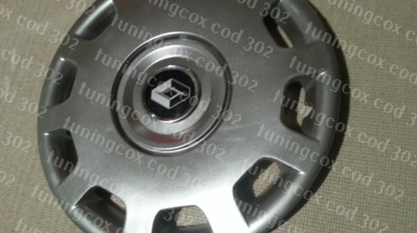 Capace roti Renault r15 la set de 4 bucati cod 302