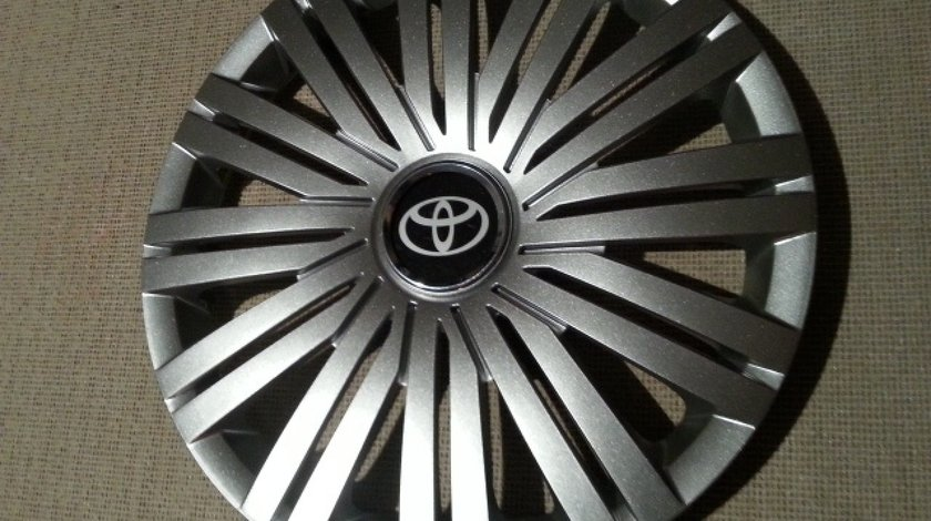 Capace roti Toyota r14 la set de 4 bucati cod 200