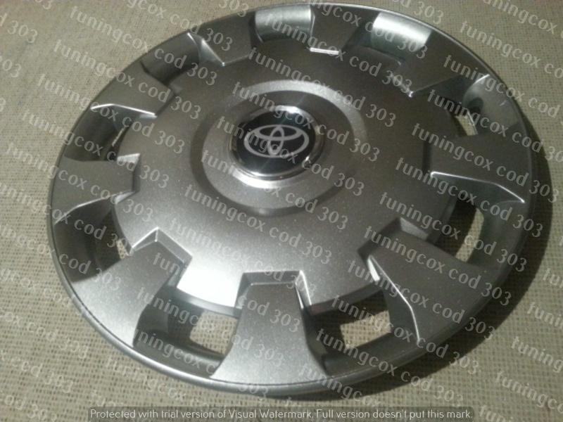 Capace roti Toyota r15 la set de 4 bucati cod 303