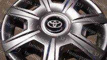 Capace roti Toyota r15 la set de 4 bucati cod 327