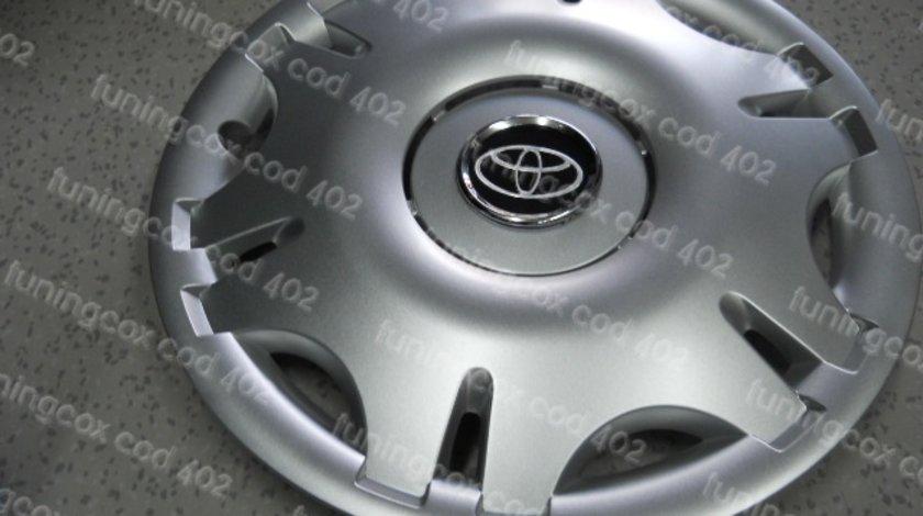Capace roti Toyota r16 la set de 4 bucati cod 402