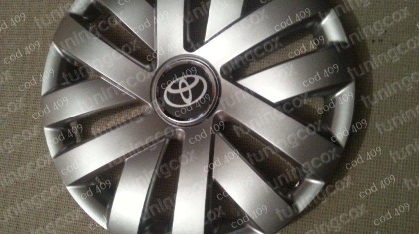 Capace roti Toyota r16 la set de 4 bucati cod 409