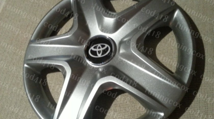 Capace roti Toyota r16 la set de 4 bucati cod 418