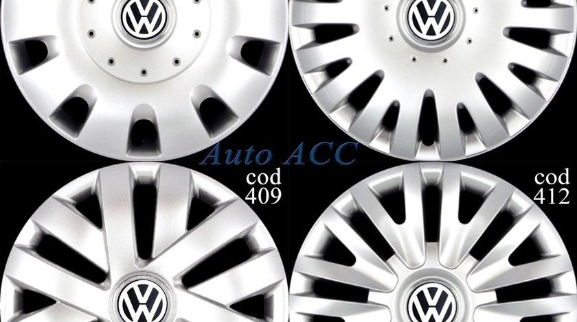 Capace roti VW 16 Volkswagen – pentru jante de tabla Sharan Touran Caddy Tiguan Transporter T5 T6