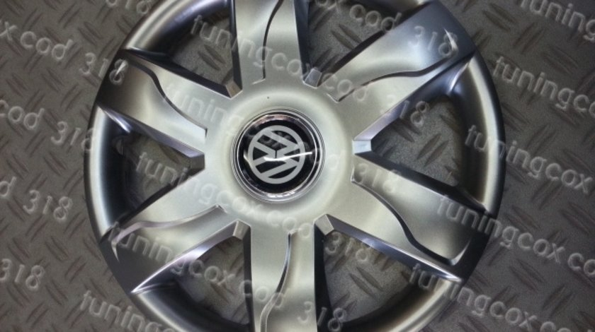 Capace roti VW r15 la set de 4 bucati cod 318