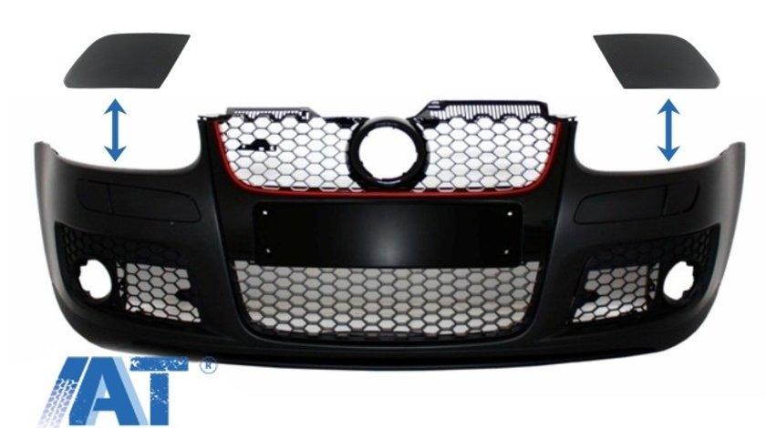 Capace Spalatoare Faruri Bara fata compatibil cu VW Golf V Golf 5 (2003-2007) GTI Look