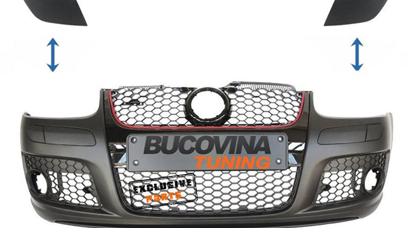 Capace Spalatoare Faruri Bara Fata VW Golf 5 (03-08) GTI Design