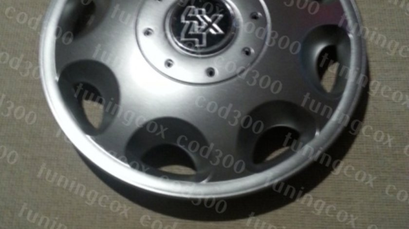 Capace SUV 4X4 r15 la set de 4 bucati cod 300