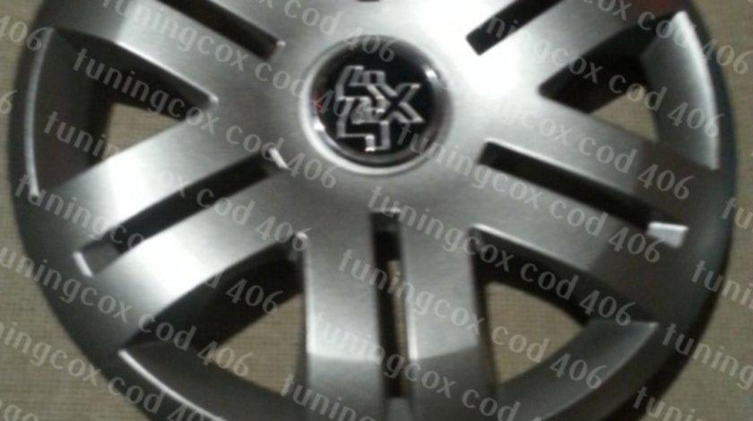Capace SUV 4X4 r16 la set de 4 bucati cod 406