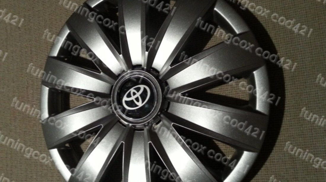 Capace Toyota r14 la set de 4 bucati cod 226