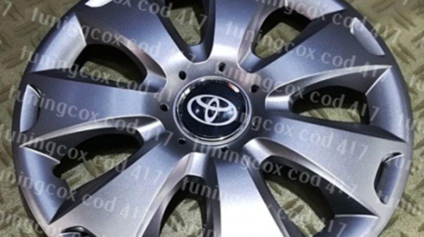 Capace Toyota r16 la set de 4 bucati cod 417