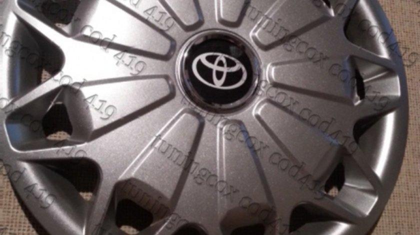 Capace Toyota r16 la set de 4 bucati cod 419