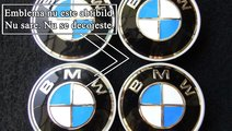Capacele jante aliaj BMW - Livrare cu Verificare