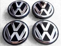 Capacele Jante Aliaj VW - Noi - Originale - Livrare cu Verificare