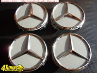 Capacele jante Mercedes 80 lei