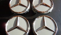Capacele Mercedes pt Jante Originale din Aliaj