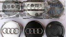 Capacele pentru jante aliaj originale Audi A3 A4 A...