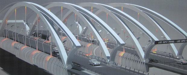 Capitala haosului: alte lucrari de infrastructura rutiera