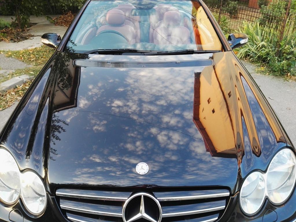 Capota Mercedes CLK 350 BENZINA W209 cabrio