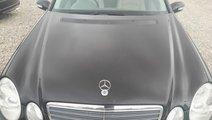 Capota Mercedes E220 CDI W211 neagra aluminium