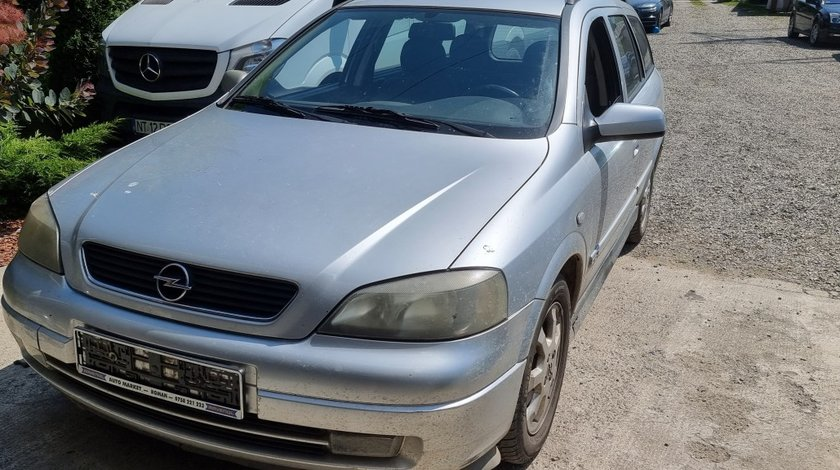 Capota motor completa Opel Astra G 2000 2001 2002 2003 2004