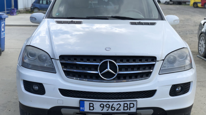 Capota motor Mercedes Ml w164 alba cod: 960U 2005-2009