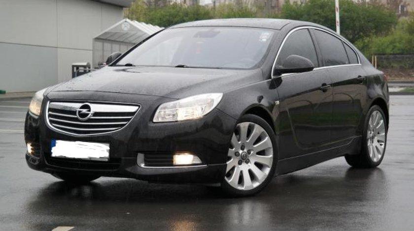 Capota motor Opel Insignia negru, cod culoare Z20R