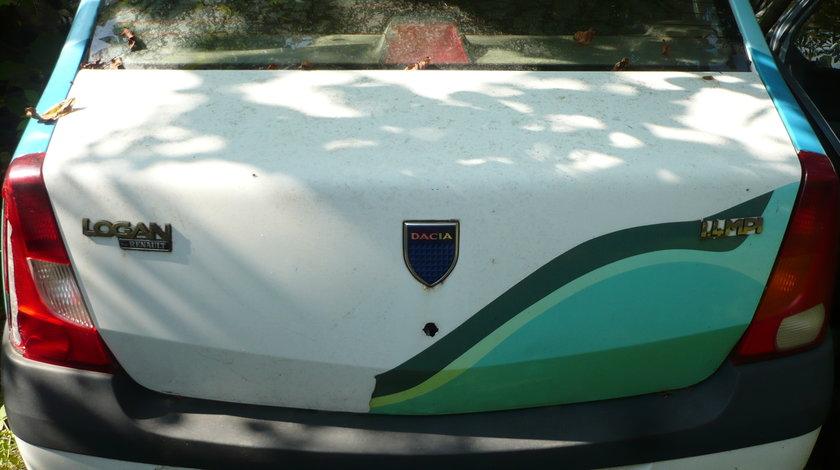 Capota Porbgaj,Haion spate Dacia logan Ph1 Berlina Alb