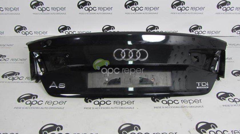 Capota portbagaj - capota spate Audi A8 4H (2010 -2014) Originala