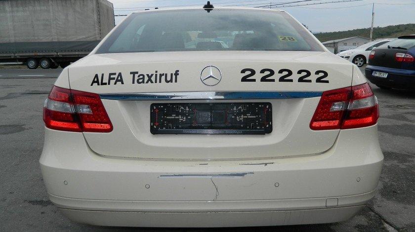Capota portbagaj Mercedes E-CLASS W212 model 2012