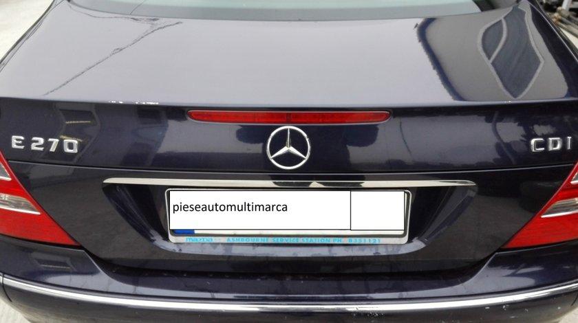 Capota portbagaj Mercedes E270 cdi w211 2002-2005 Albastra