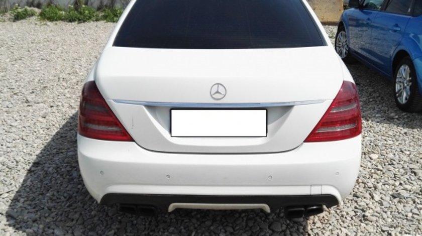 Capota portbagaj spate Mercedes S-CLASS W221 2008 BERLINA 3.0 CDI