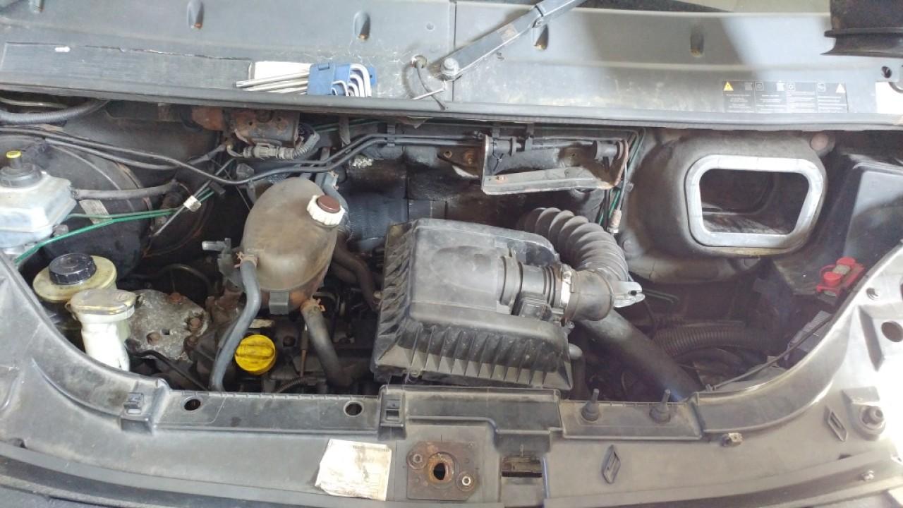 Capota Renault Master 2008 Autoutilitara 2.5 DCI