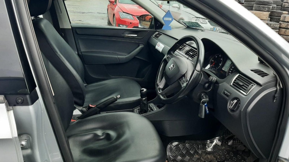 Capota Seat Toledo 2015 Sedan 1.6 TDI