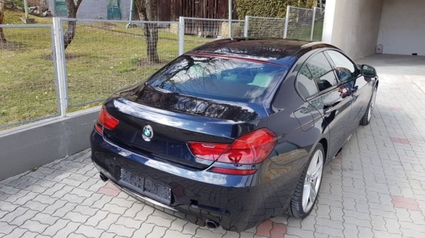 Capota spate BMW Seria 6 Gran Coupé F06