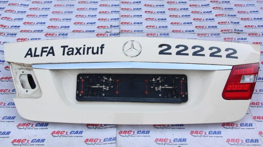 Capota spate Mercedes E-CLASS W212 model 2010