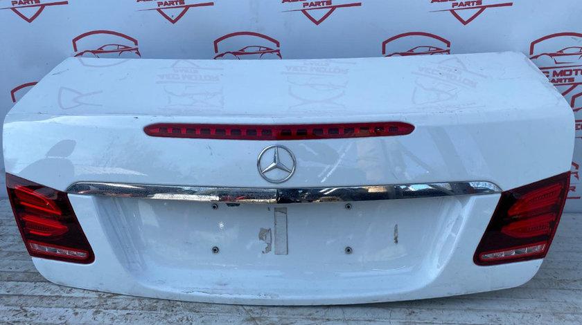 Capota Spate Portbagaj Mercedes Benz E Class Coupe Facelift Alb W207 A207 E250 E350
