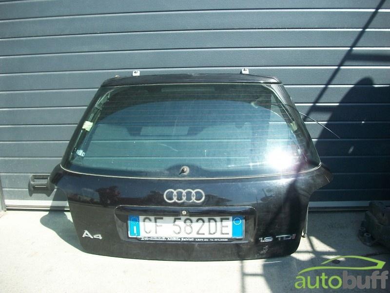 Capota/Usa/Haion Portbagaj Audi A4 B5 (8D) - (1994-2001) 1.9 tdi break