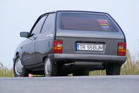 Car audio: Probabil cel mai TARE Oltcit din Romania