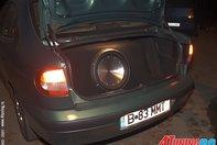 Car Audio Renault Megane dBDrag tuning