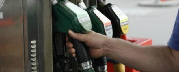 Carburanti mai ieftini de astazi