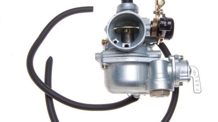Carburator ATV 110cc PZ19, actionare soc prin cablu - WM Moto - NOU