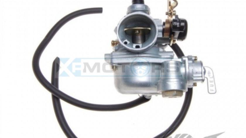 Carburator ATV - 110cc, soc actionare prin cablu - Wilmat Profi - NOU
