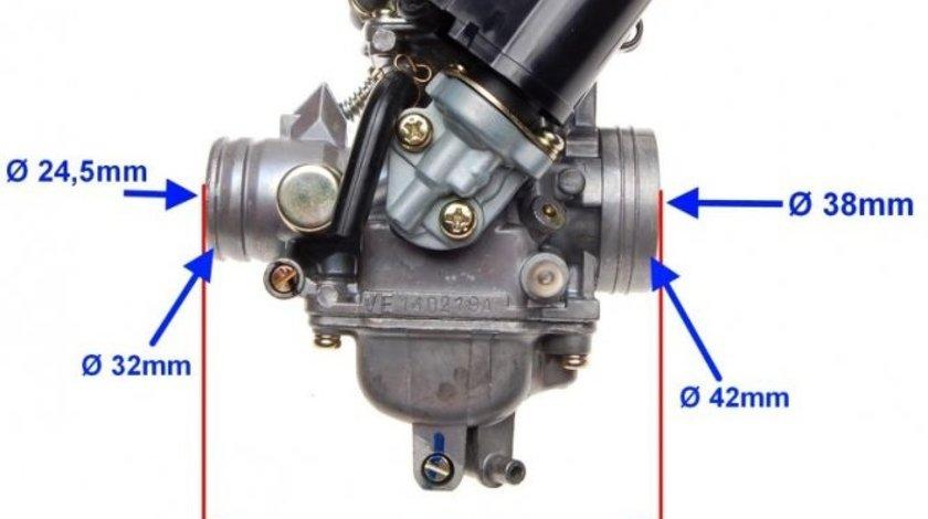 Carburator ATV XY150ST GY6 150cc - WM Moto Profi