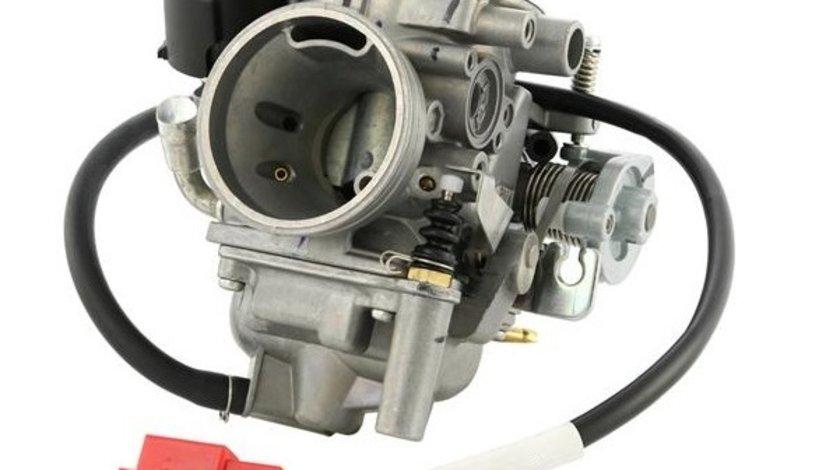 Carburator Keihin CVK 302A - Piaggio X8 (00-07) - Vespa Granturismo (GT) (03-) (motorizare Leader) 4