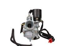 Carburator scuter 2T Yamaha / Aprilia / MBK 50 cc - Soc electric - NOU