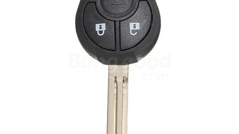 Carcasa cheie 2 + 1 butoane Nissan, cod Crcs717 - CC282997